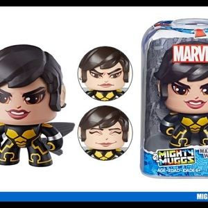 MIGHTY MUGGS. Marvel's Wasp. Interchange. NWT. Toy